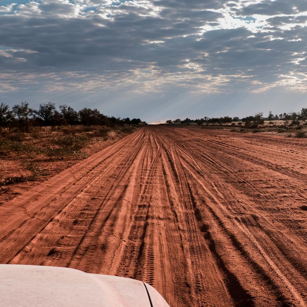 Plenty Highway NT